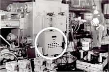 First Closed Loop Control circa 1972