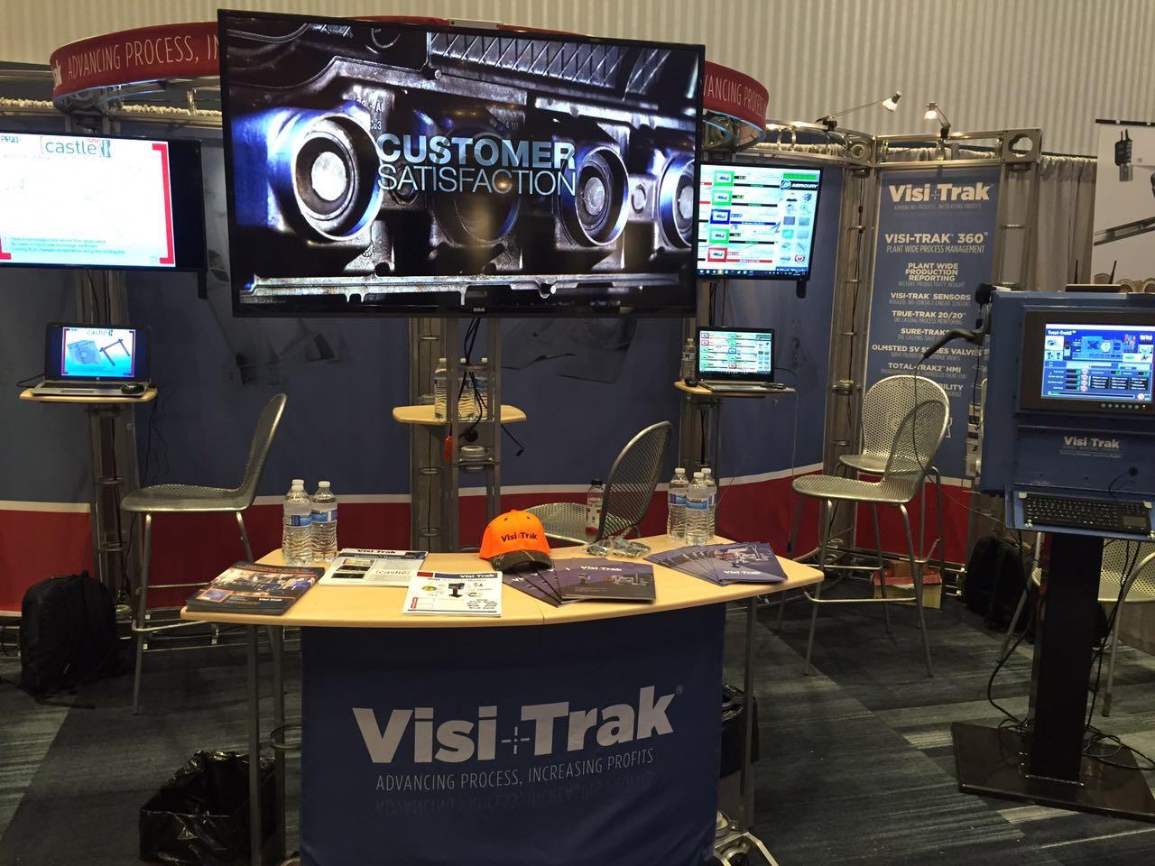 Visi-Trak Success at 2016 NADCA Die Casting Congress and Tabletop ...
